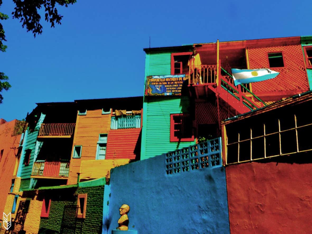 Vistser La Boca - Buenos Aires