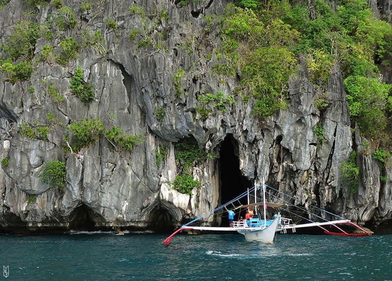 les caves d'El Nido - Palawan
